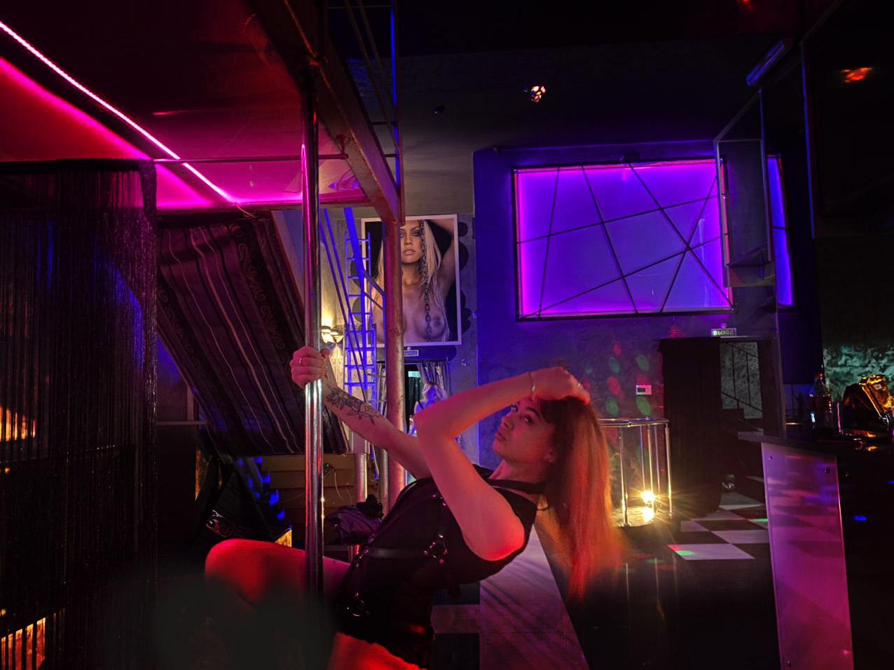 Мужской стриптиз клуб в нижнем визажист работа ночной клуб