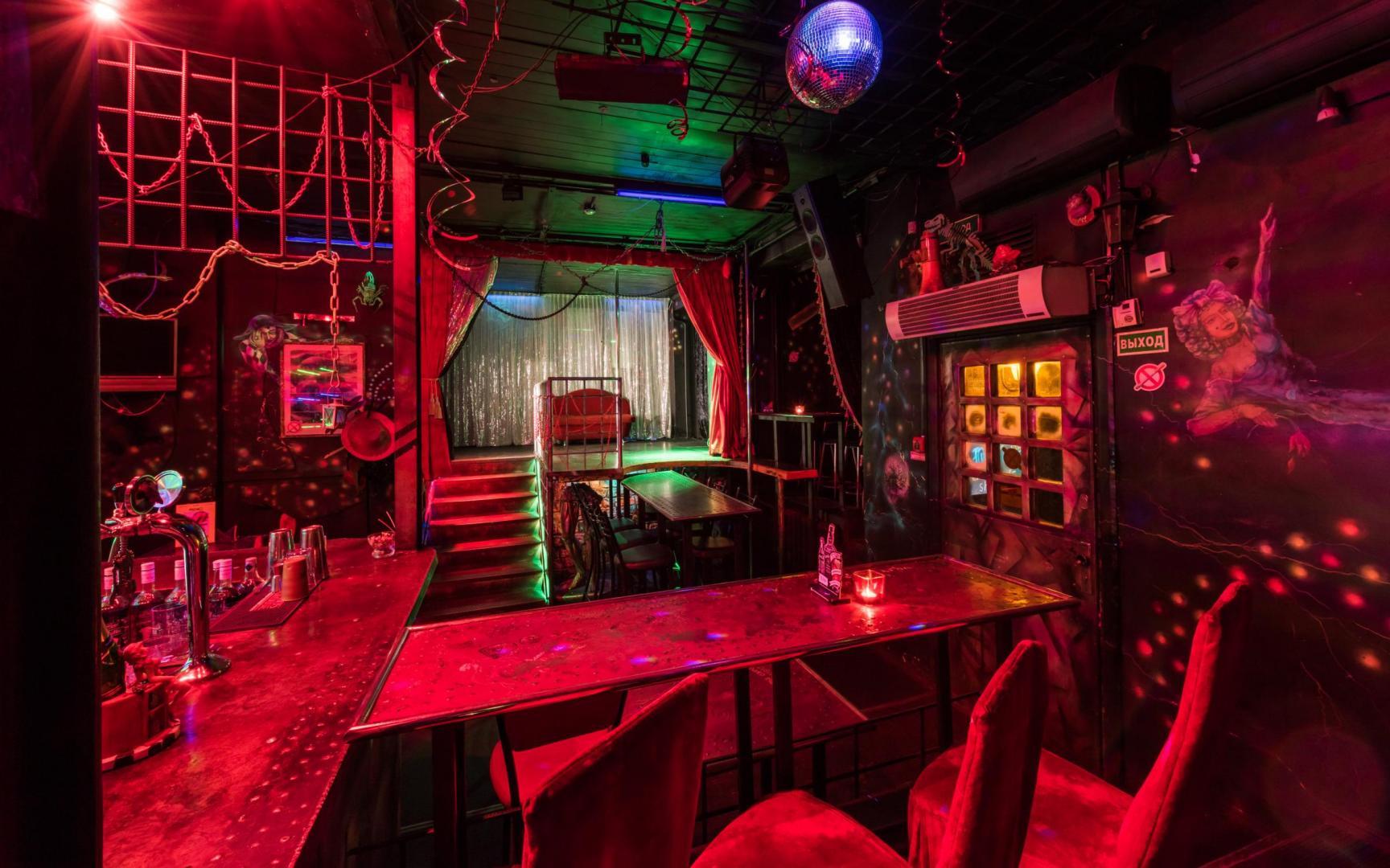 Клуб карабас москва ночные клубы москвы 16 тонн