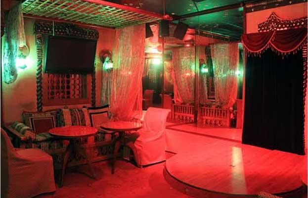 ялта ривьера ночной клуб