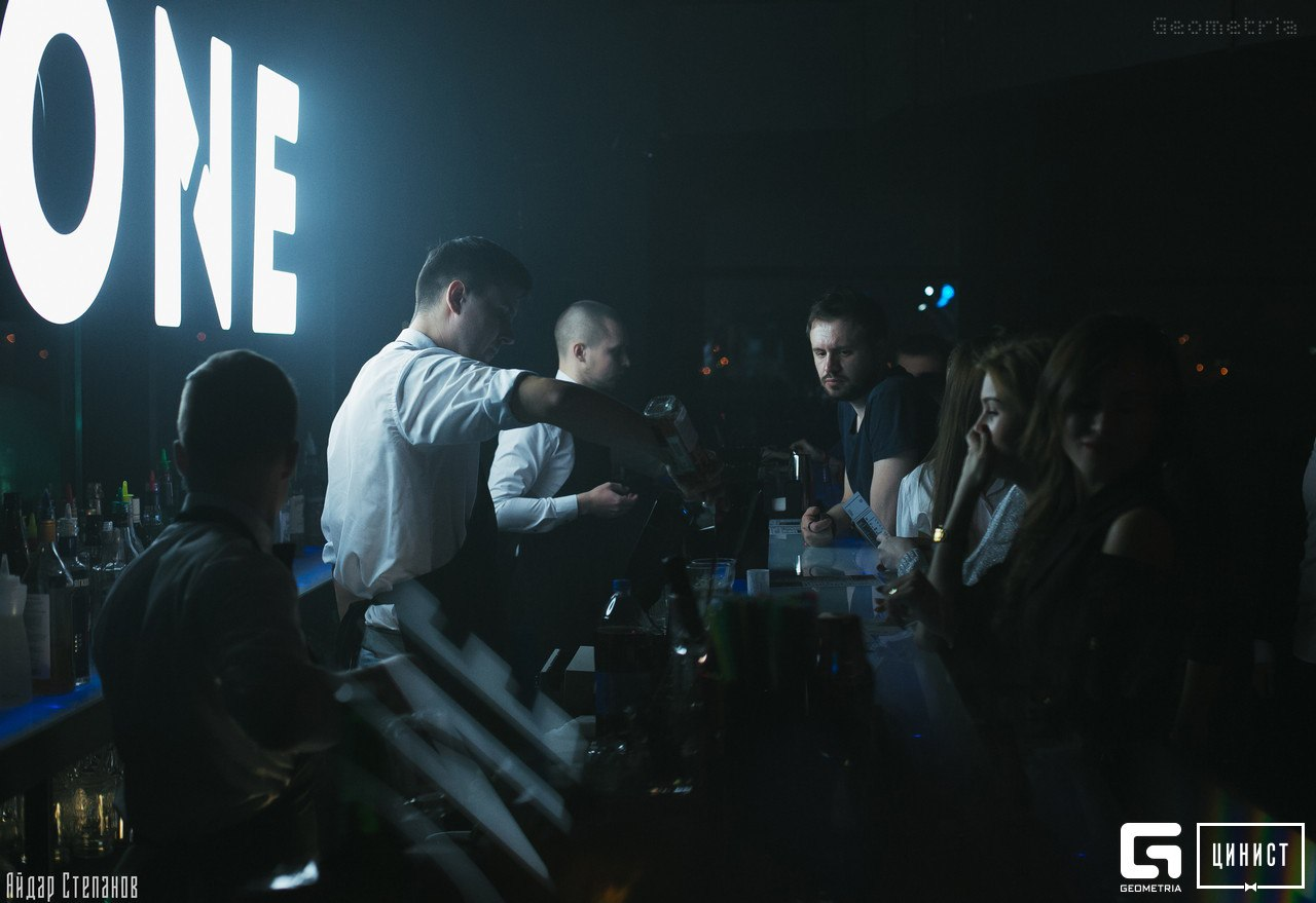 ночной клуб каскад