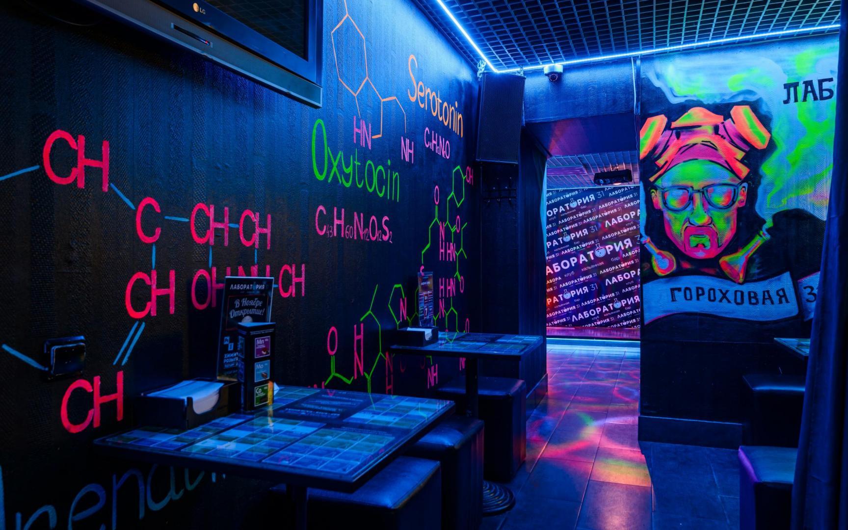 Лаборатория ночной клуб работа москвы в ночных клубах г