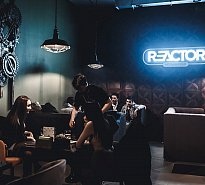 Lounge bar «Reactor Techno Bar»